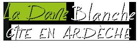 Gîte de la Dame Blanche Logo
